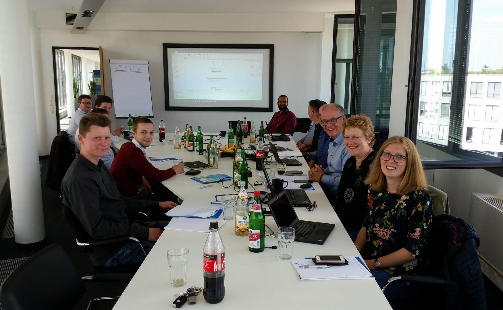 amotiq solutions RPA Schulung in Bonn